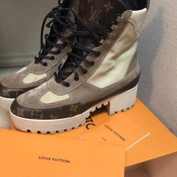 Louis Vuitton Shoes   Lv Desert Boots